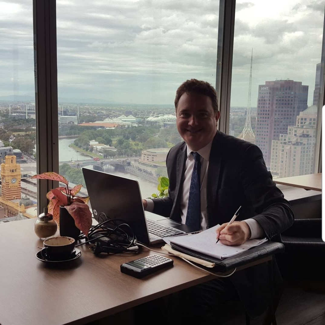 About Paul McKenzie CEO